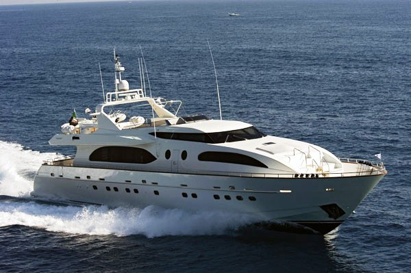 Charter YachtARMENI